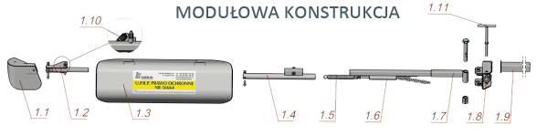 modułowa